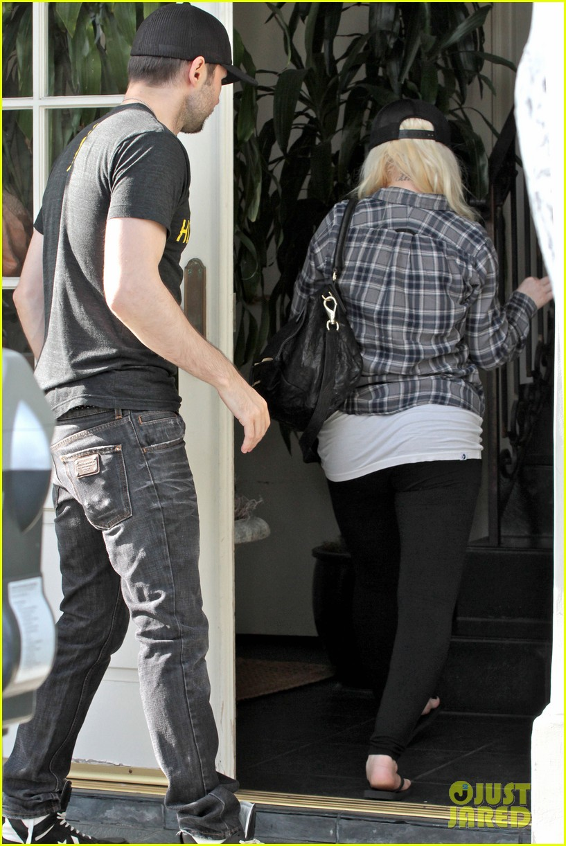 christina aguilera matthew rutler weho couple 042834247
