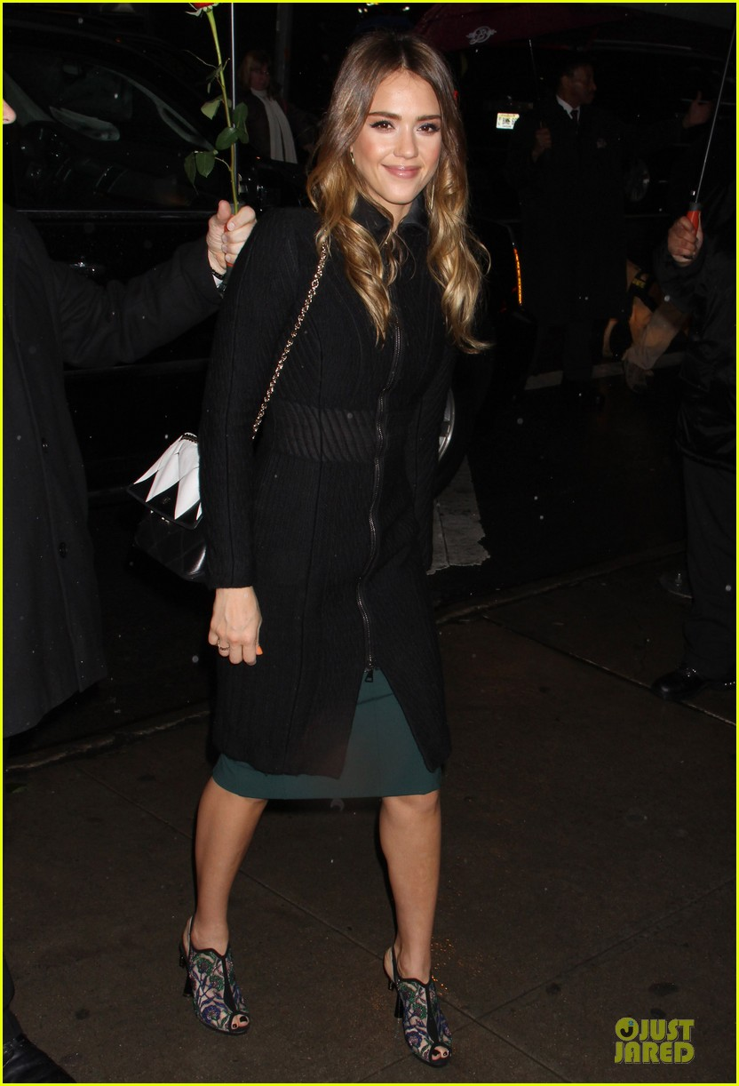 jessica alba honest life book promotion in new york 03