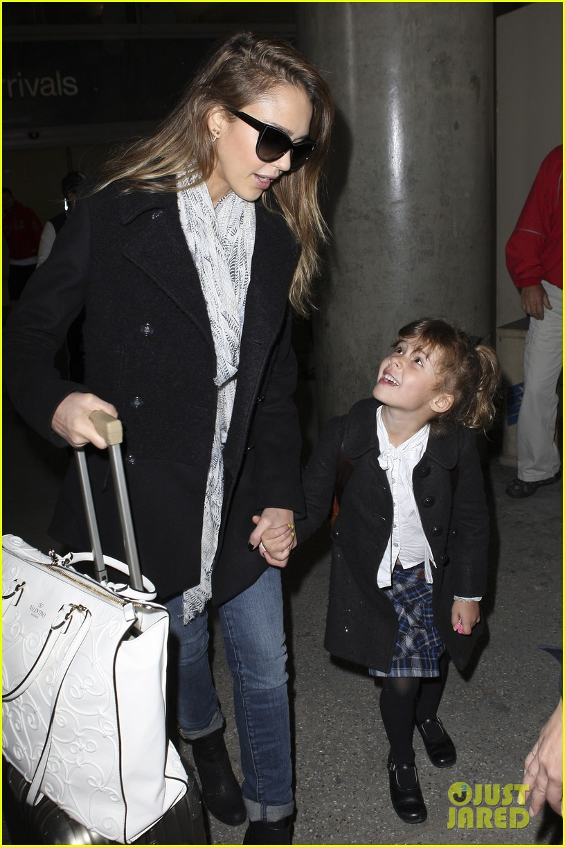 jessica alba honor hello la 122826830
