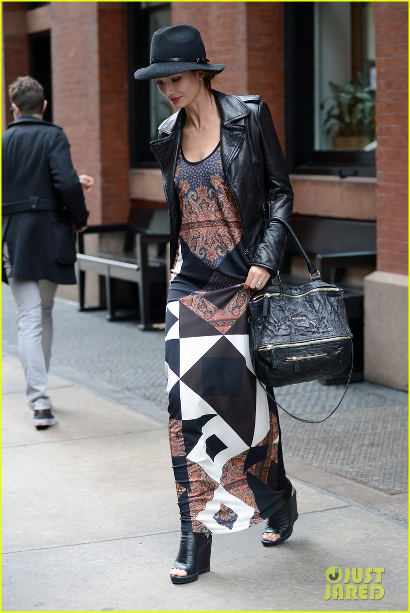 lily aldridge velvet collection launch at bloomingdales 052835337