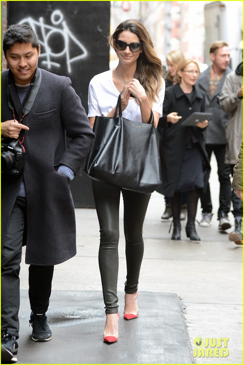 lily aldridge velvet collection launch at bloomingdales 172835349