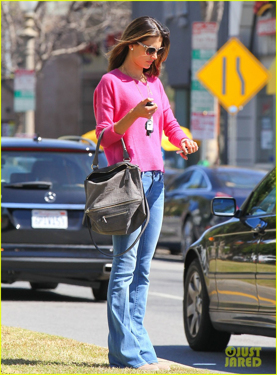 alessandra ambrosio candice swanepoel separate solo outings 052830277