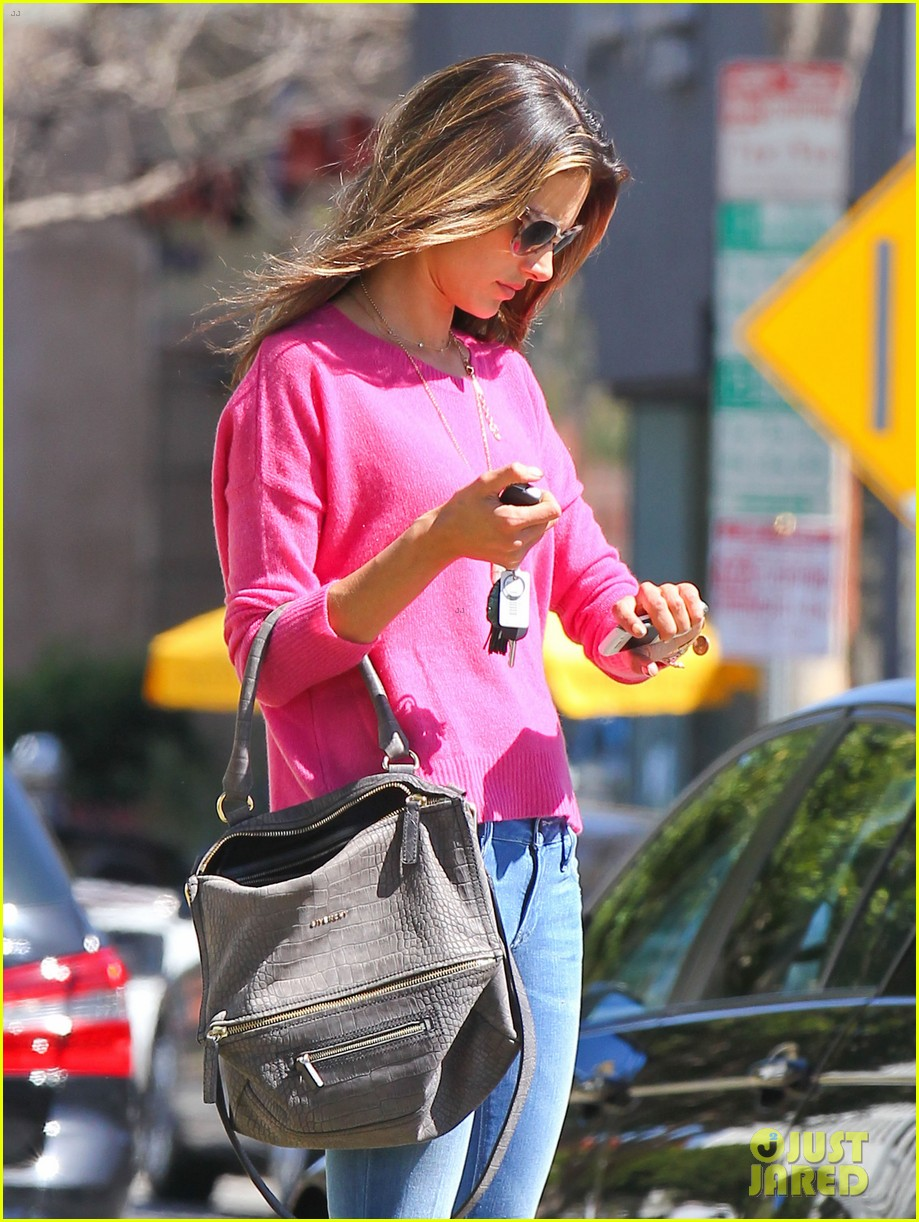 alessandra ambrosio candice swanepoel separate solo outings 072830279