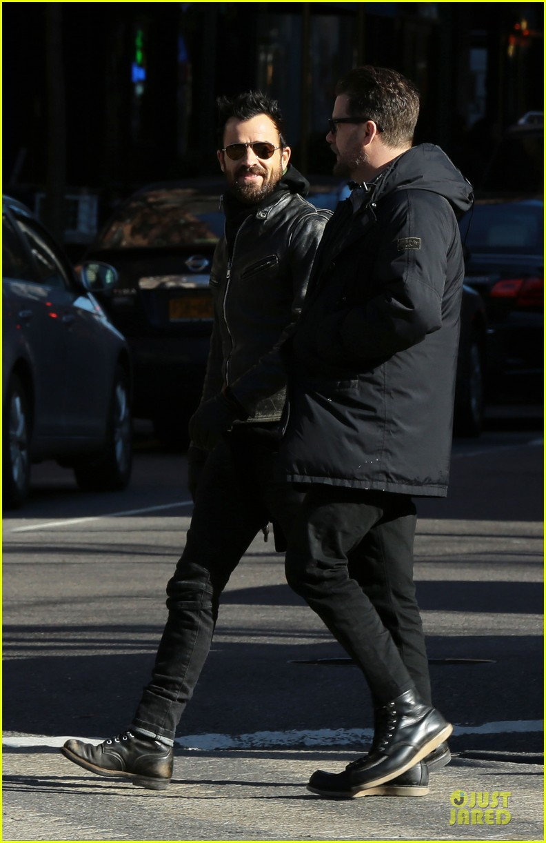 jennifer aniston justin theroux different state outings 032824939