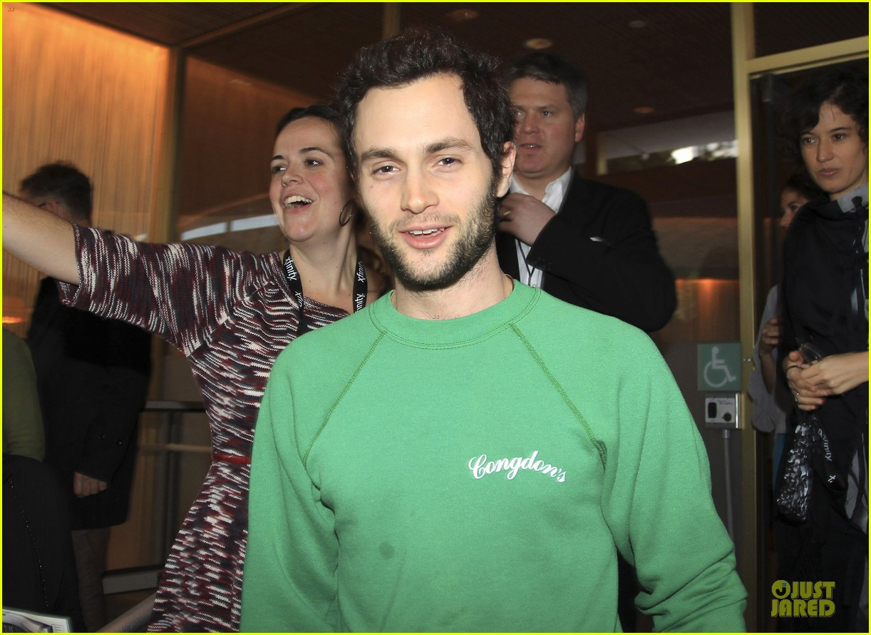 penn badgley zoe kravitz the boy who smells like fish premiere 042824692