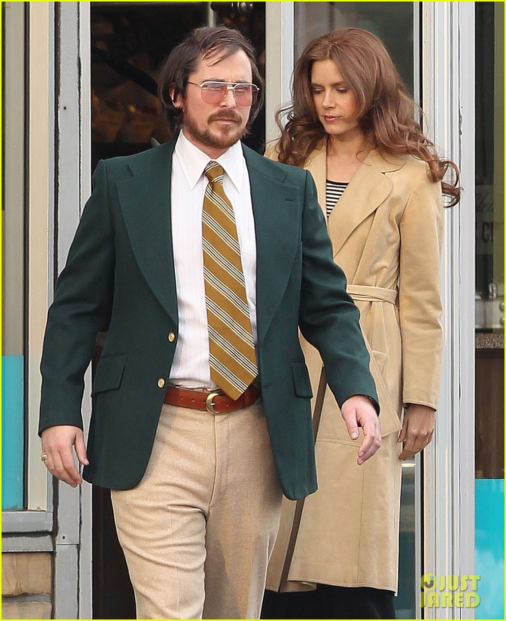 christian bale comb over cut for abscam with amy adams 102835317