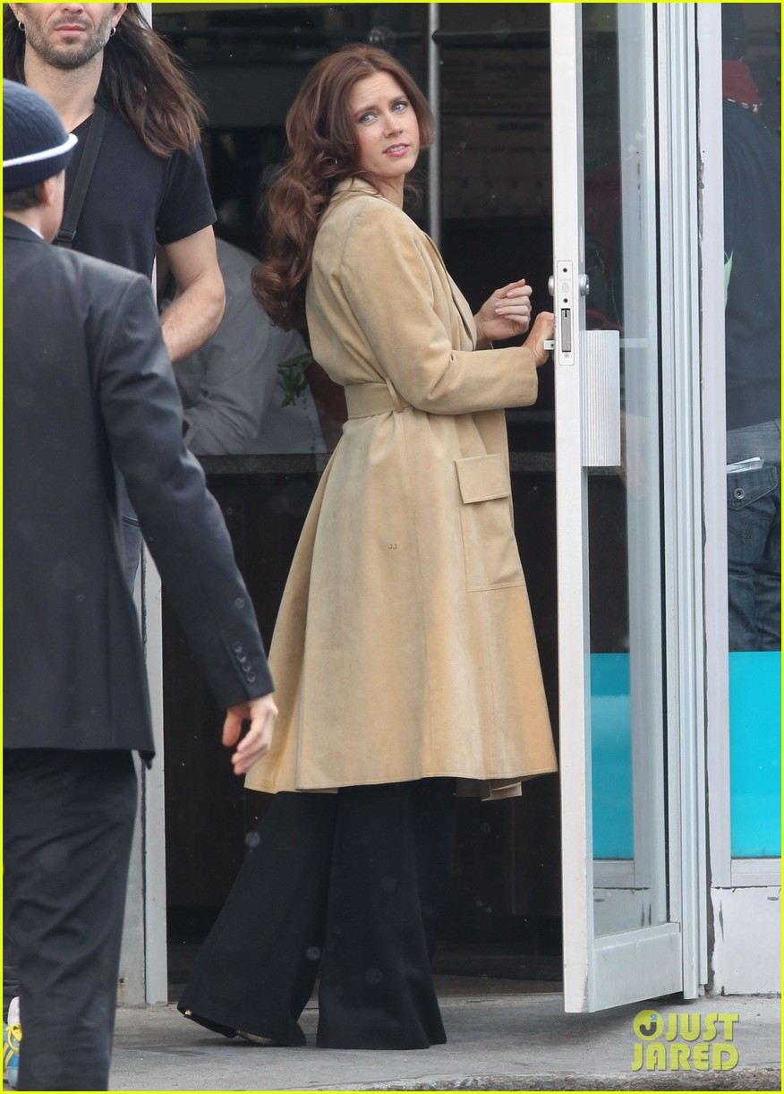 christian bale comb over cut for abscam with amy adams 122835319