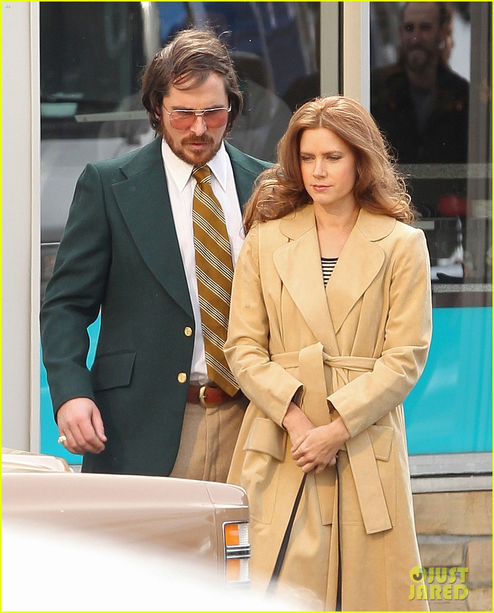 christian bale comb over cut for abscam with amy adams 212835328