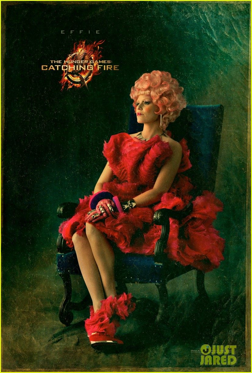 elizabeth banks hunger games catching fire effie portrait 032824858