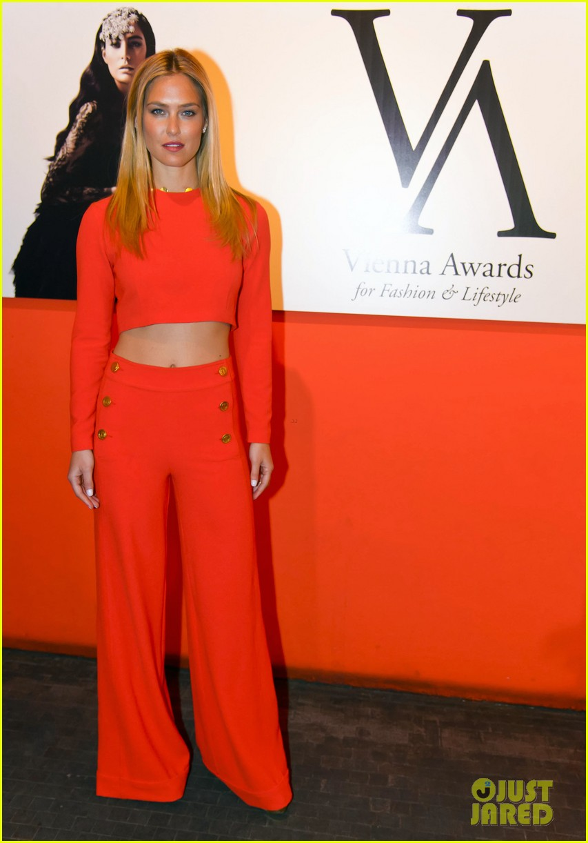 bar refaeli style icon winner at vienna awards 012835607