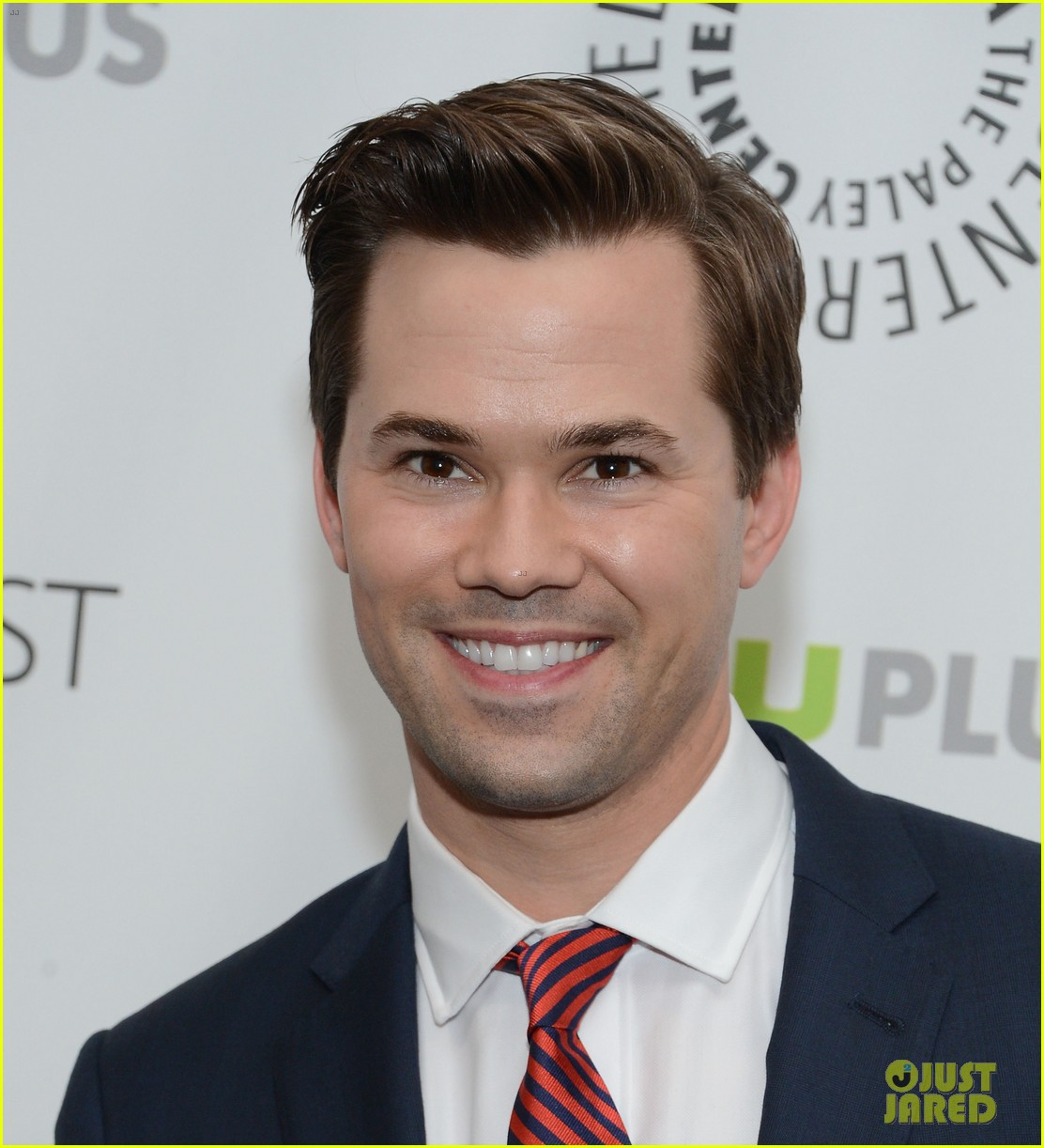 justin bartha andrew rannells new normal at paleyfest 132826548