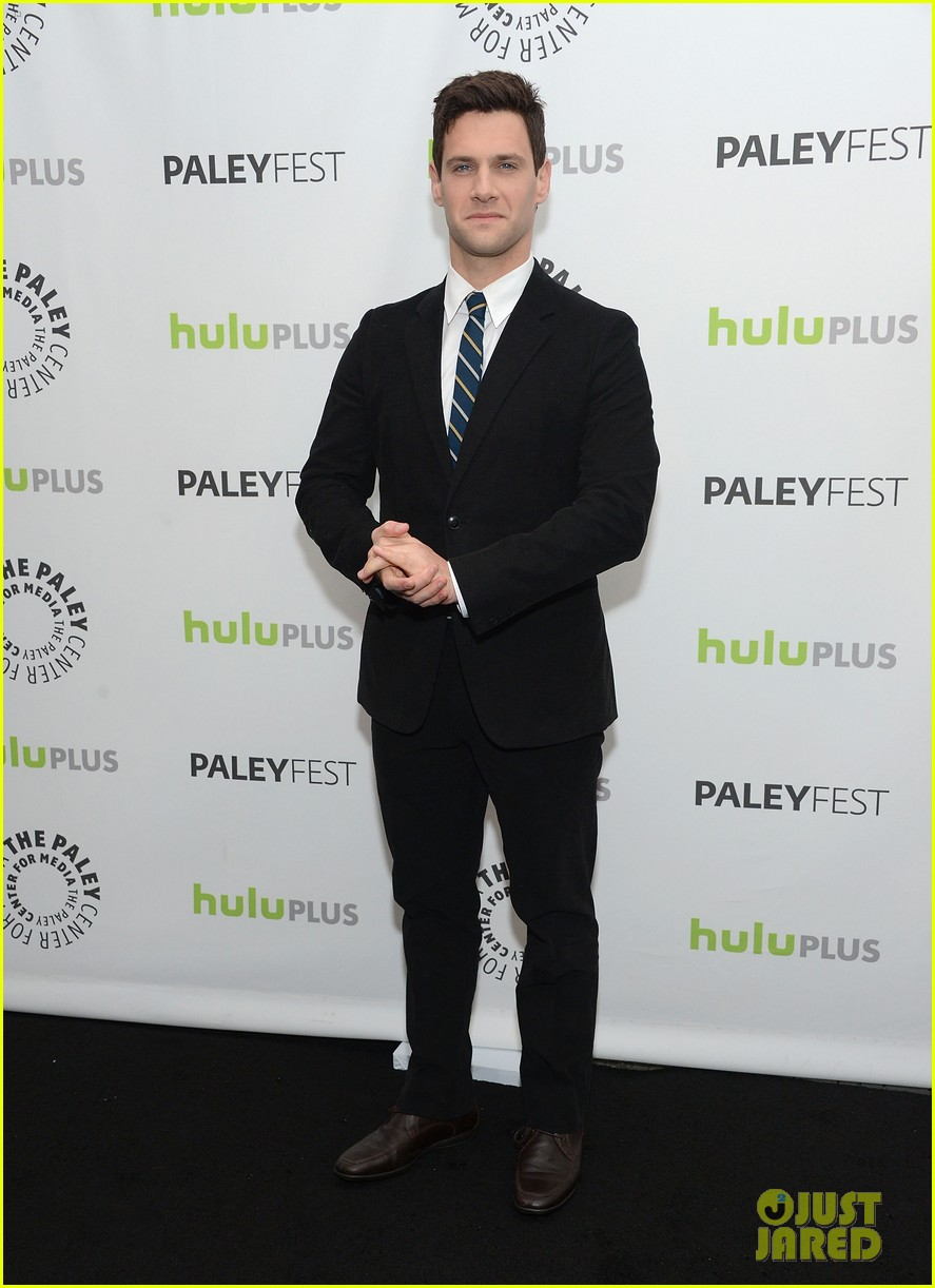 justin bartha andrew rannells new normal at paleyfest 232826558