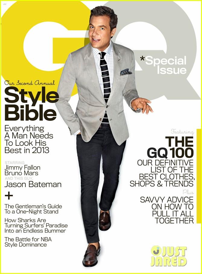 jason bateman covers gq style bible april 2013 012834835