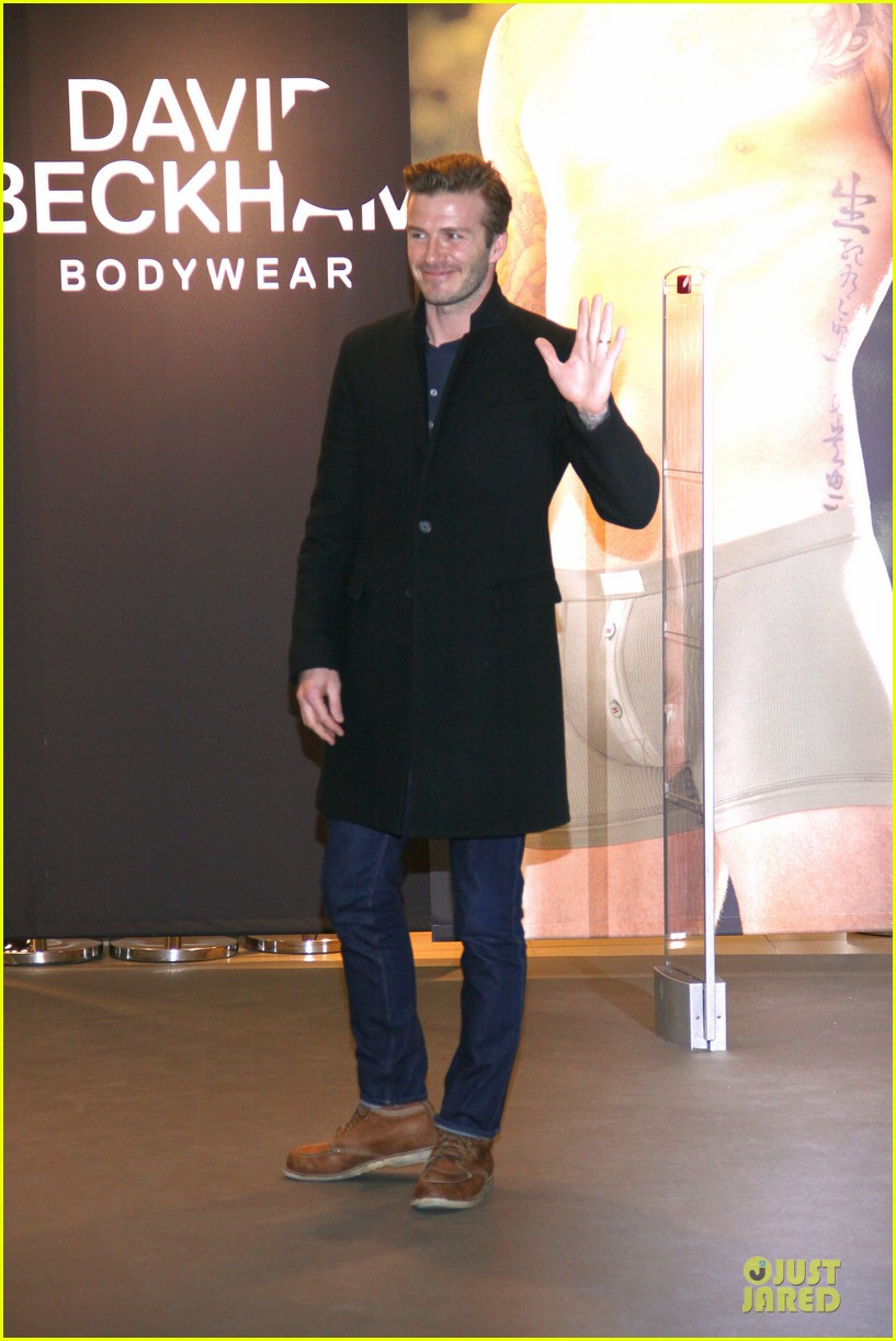 david beckham hm bodywear promotion in berlin 03