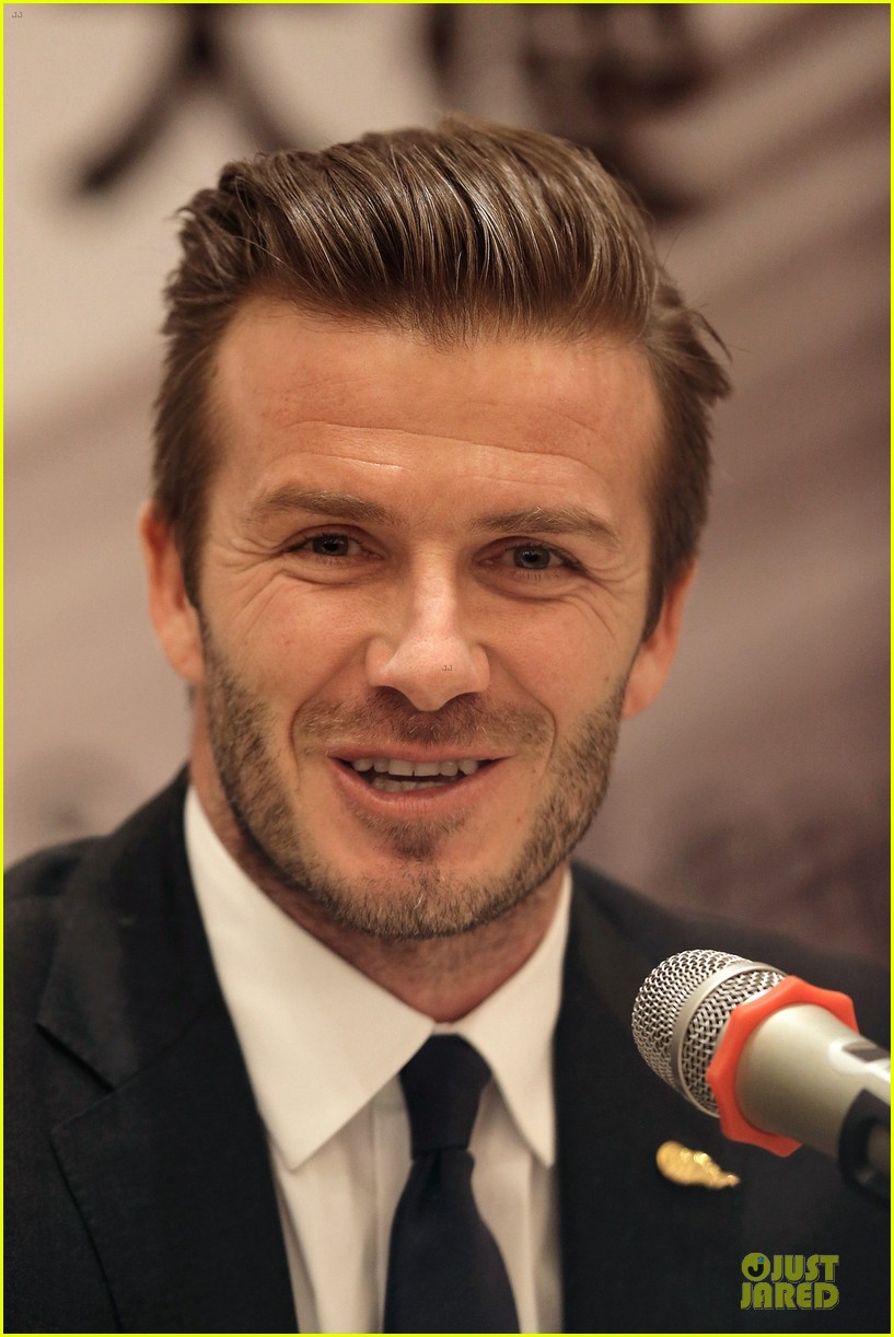 david beckham qingdao jonoon football club 022835918