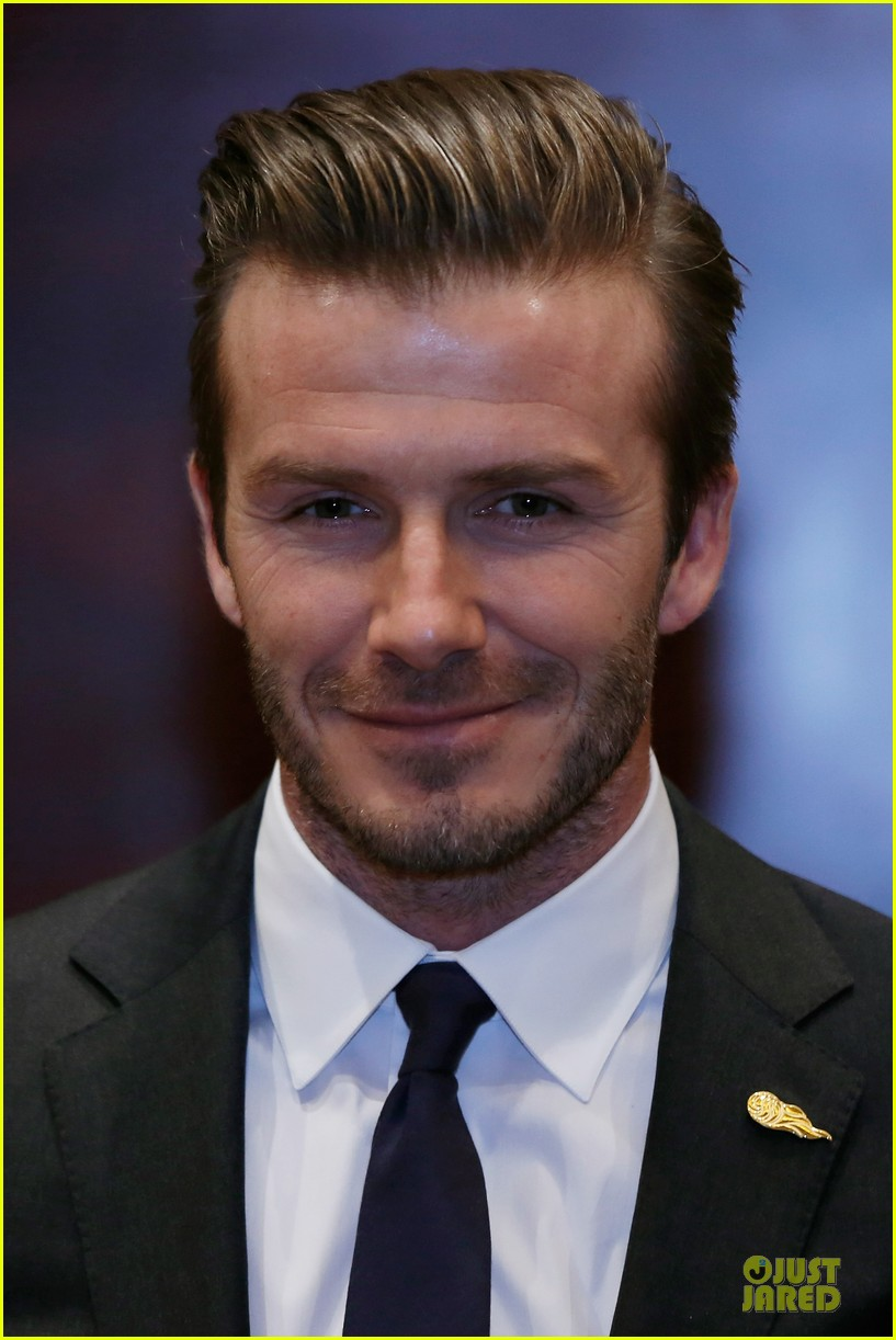 david beckham qingdao jonoon football club 182835934