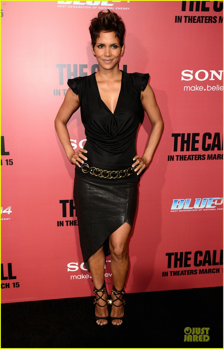 halle berry abigail breslin the call hollywood premiere 032825770