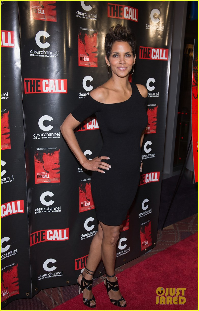 halle berry the call chicago premiere 142822702