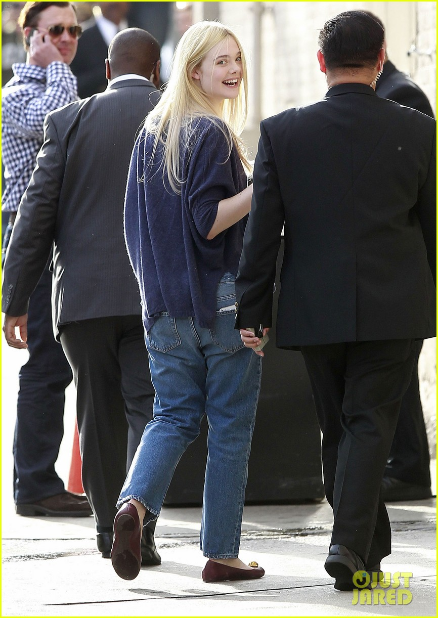 halle berry elle fanning jimmy kimmel live ladies 15