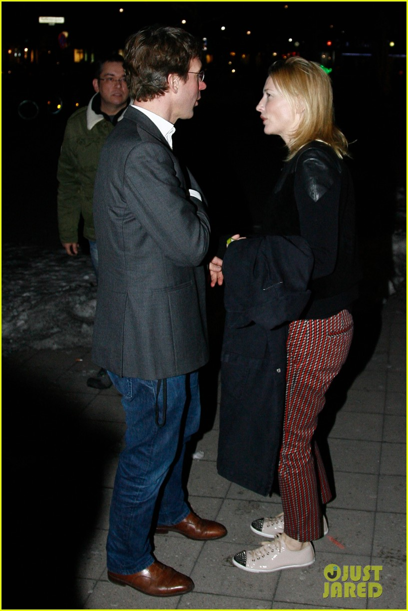 cate blanchett find 2013 showcase with geoffrey rush 052832491