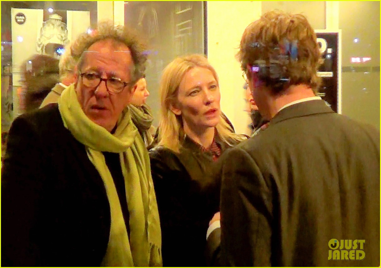 cate blanchett find 2013 showcase with geoffrey rush 062832492