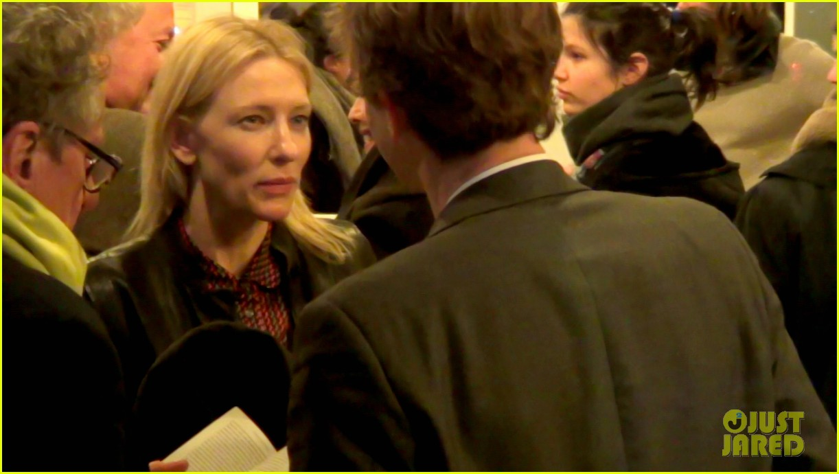 cate blanchett find 2013 showcase with geoffrey rush 09