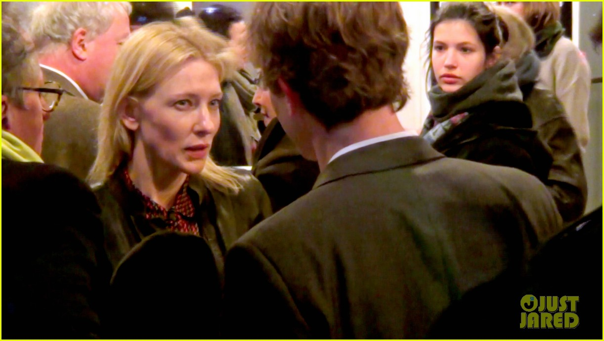 cate blanchett find 2013 showcase with geoffrey rush 102832496