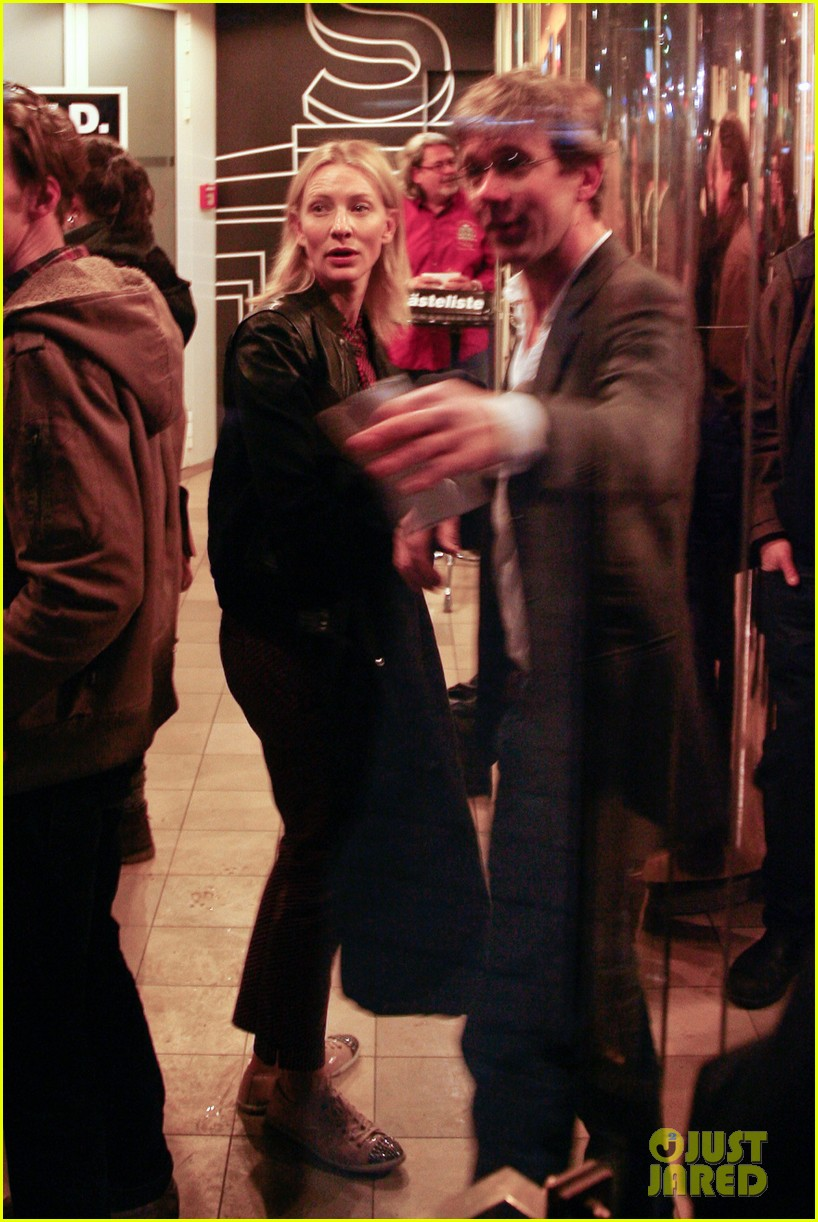 cate blanchett find 2013 showcase with geoffrey rush 112832497
