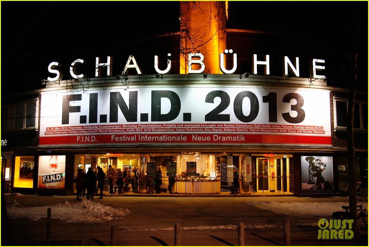 cate blanchett find 2013 showcase with geoffrey rush 152832501