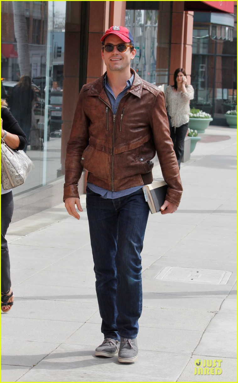 matt bomer empire state building filming was dream come true 03