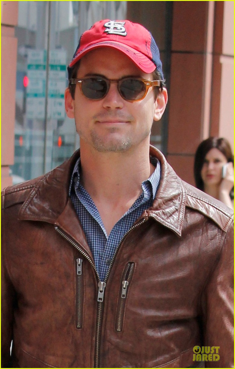 matt bomer empire state building filming was dream come true 042833973