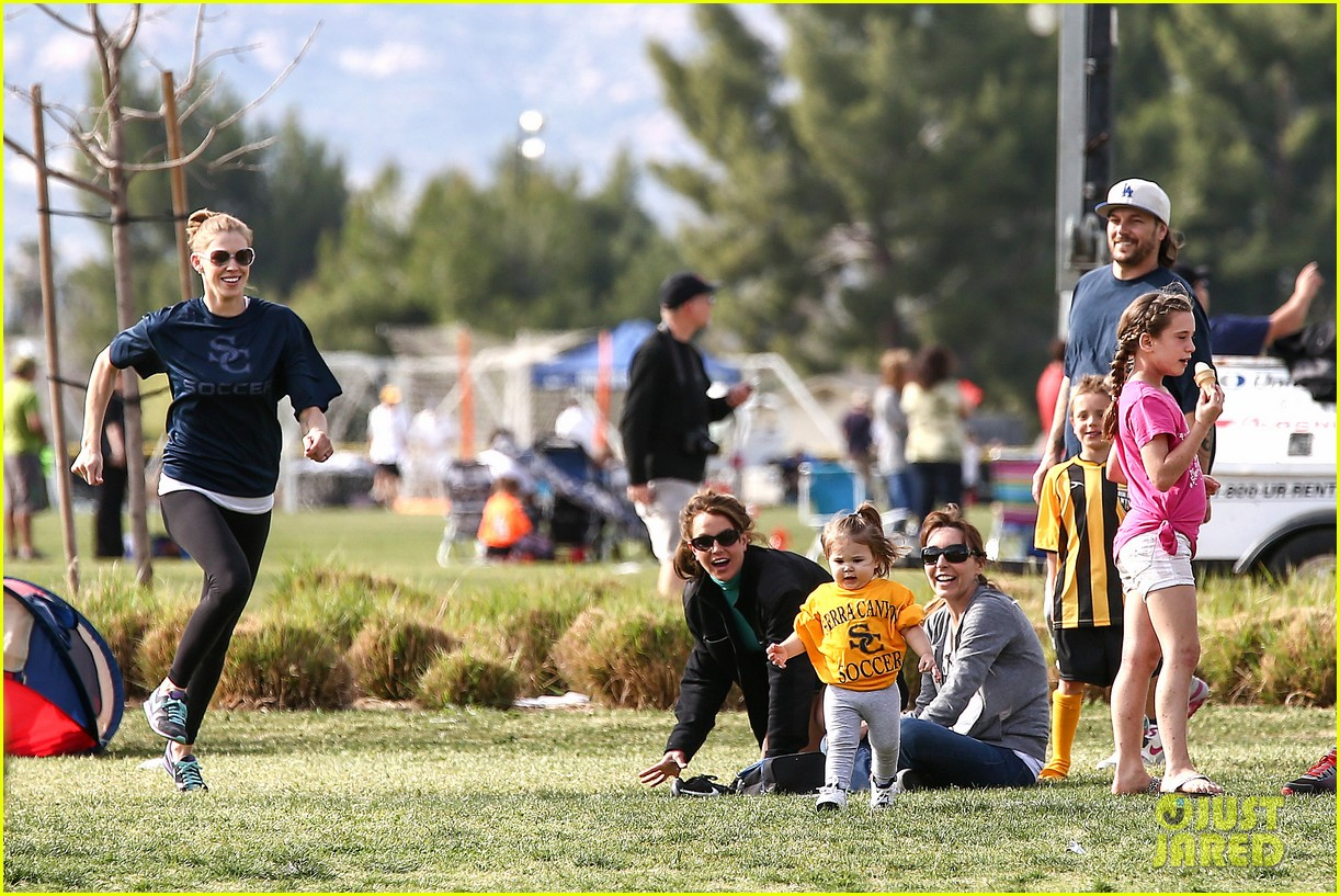 britney spears kevin federline sean preston jayden james soccer games 06