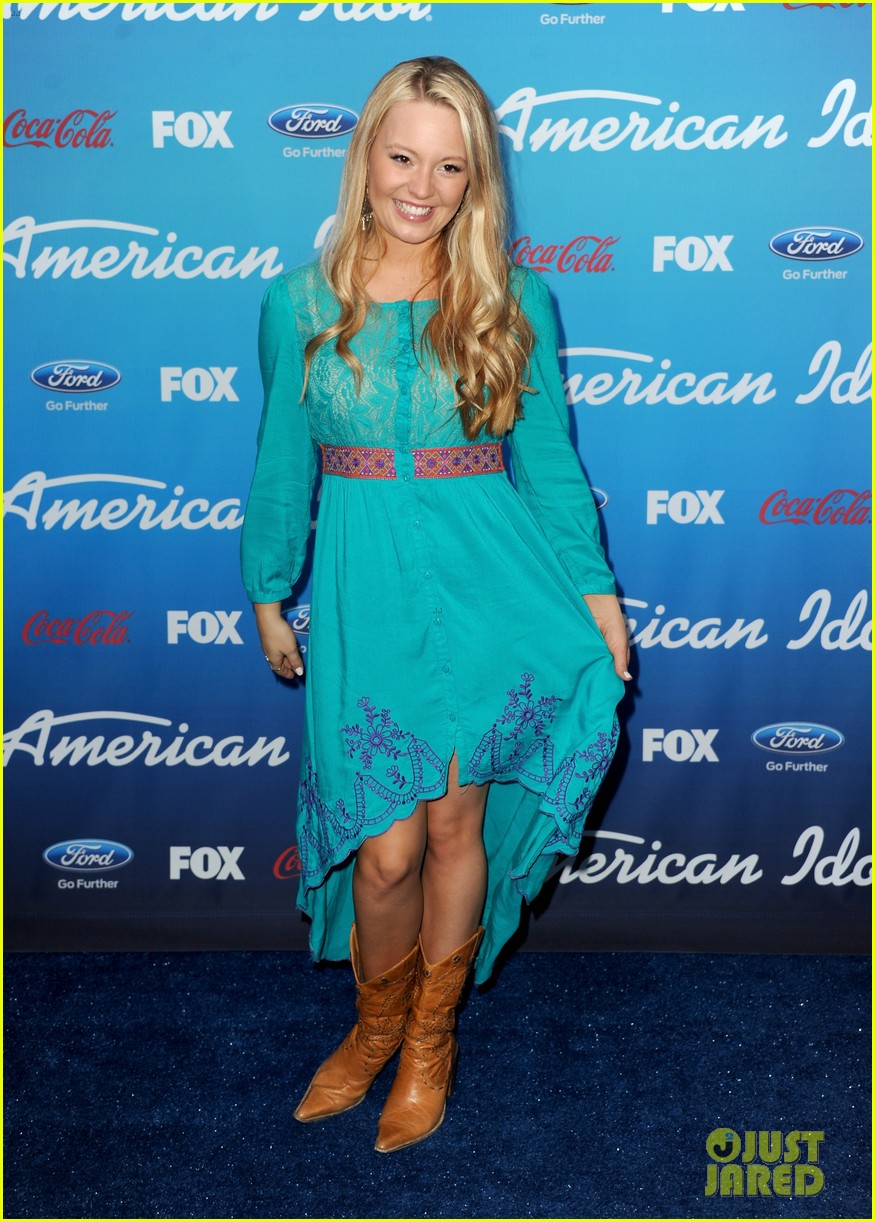 mariah carey american idol 2013 season 12 finalists party 082827138