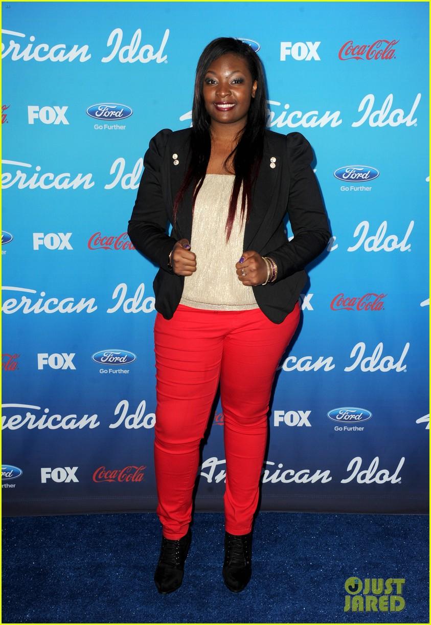 mariah carey american idol 2013 season 12 finalists party 132827143