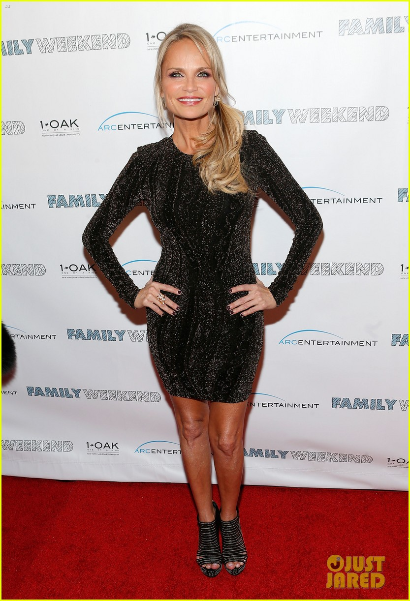 kristin chenoweth oleysa rulin family weekend premiere 102835359
