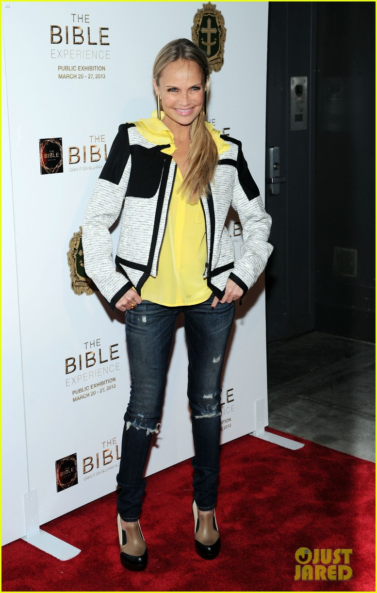 kristin chenoweth the bible experience opening night gala 02