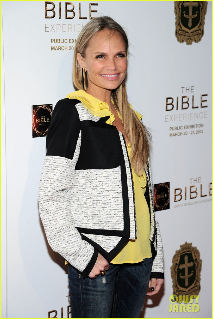 kristin chenoweth the bible experience opening night gala 032834241