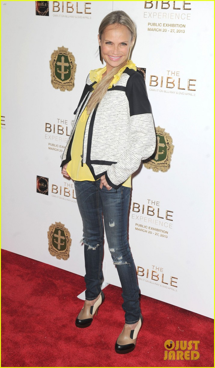 kristin chenoweth the bible experience opening night gala 052834243