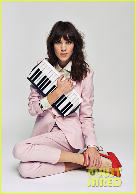 alexa chung covers time out new yorks spring fashion issue 02
