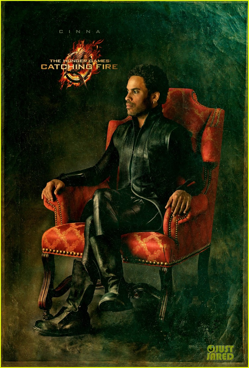 cinna haymitch caesar hunger games catching fire portraits 012825627