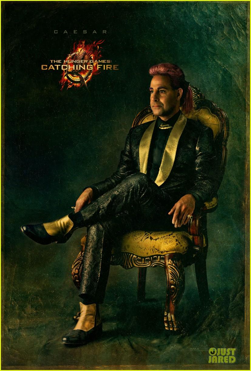 cinna haymitch caesar hunger games catching fire portraits 022825628