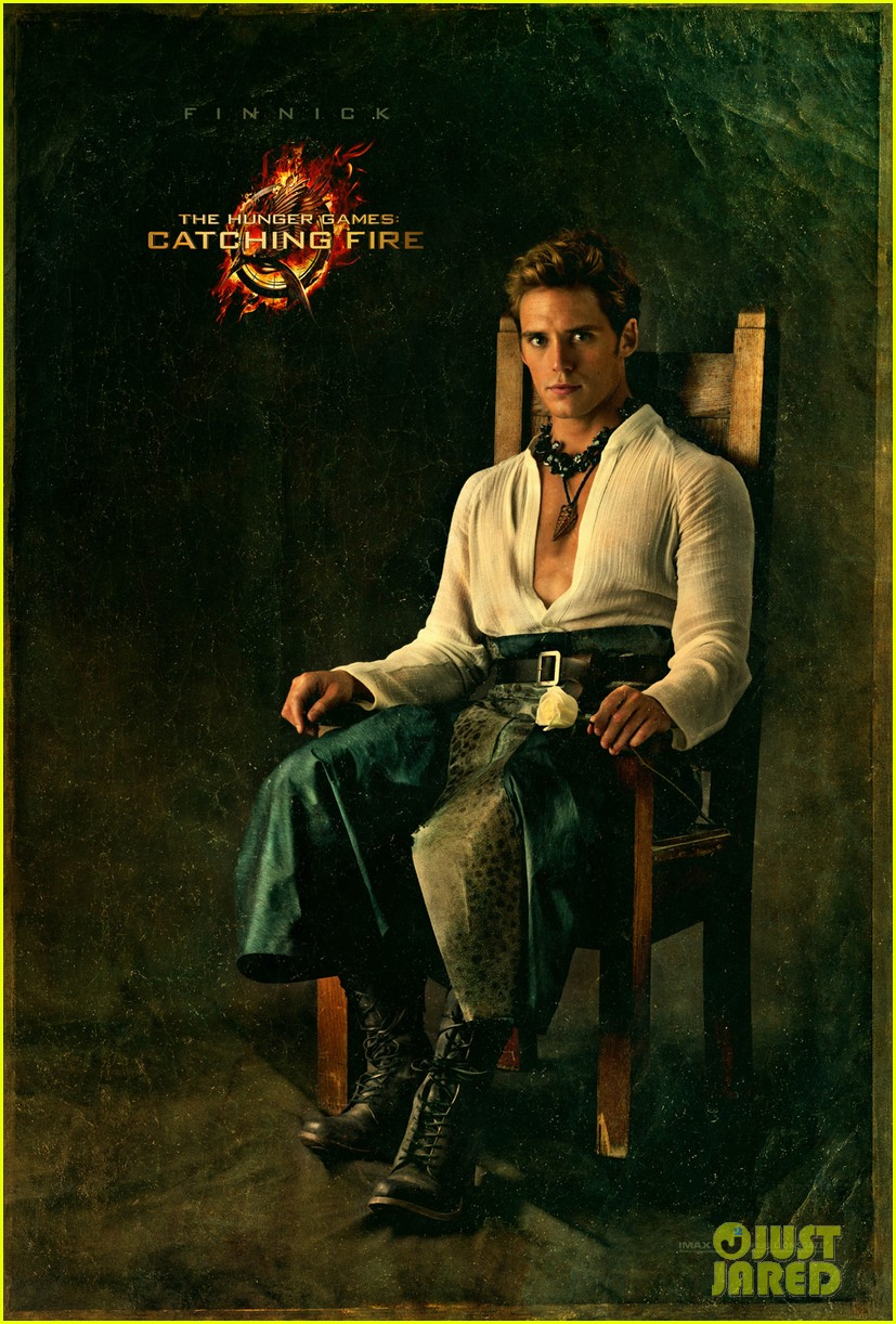 sam claflin as finnick hunger games catching fire portrait2826889