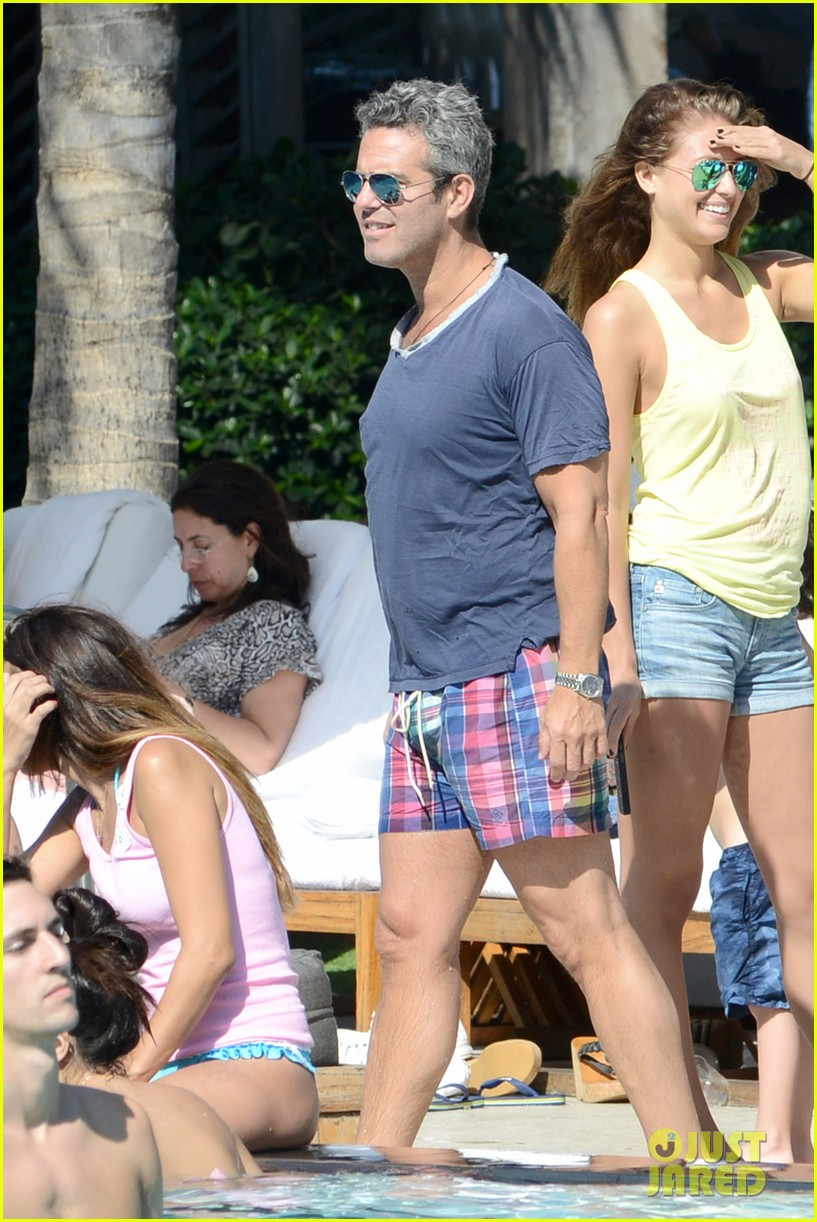 andy cohen sean avery shirtless anniversary 16
