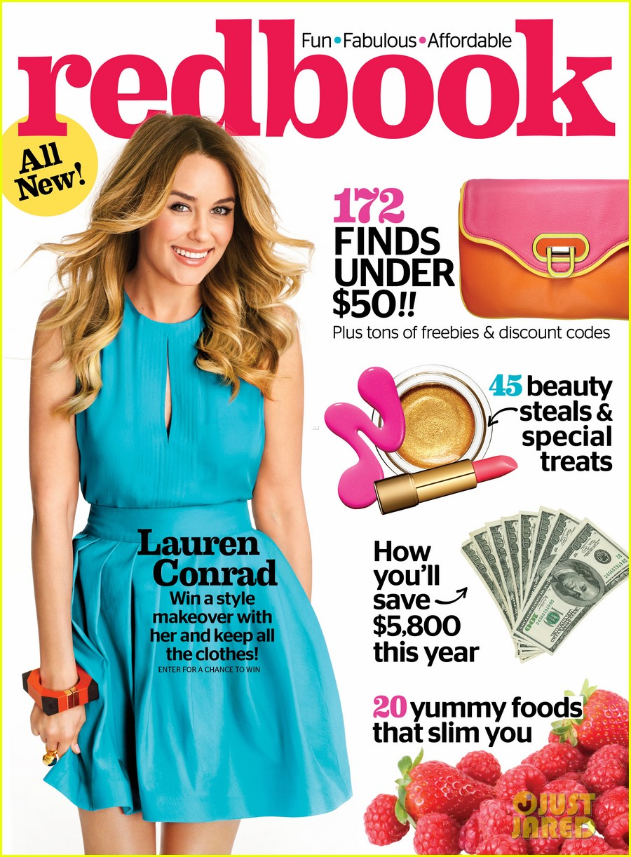 lauren conrad covers redbook april 2013 022826085
