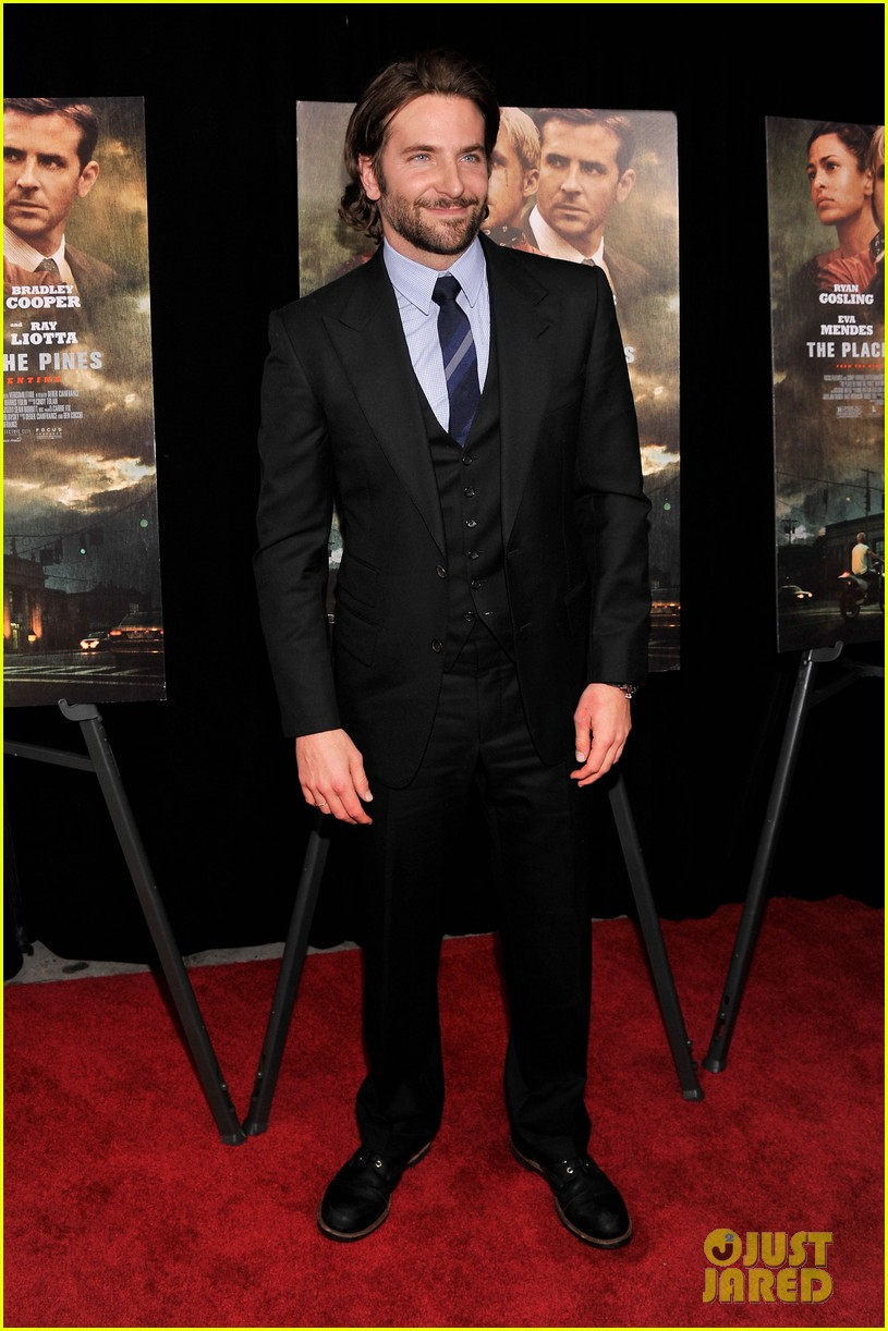 bradley cooper dane dehaan place beyond the pines premiere 072839431