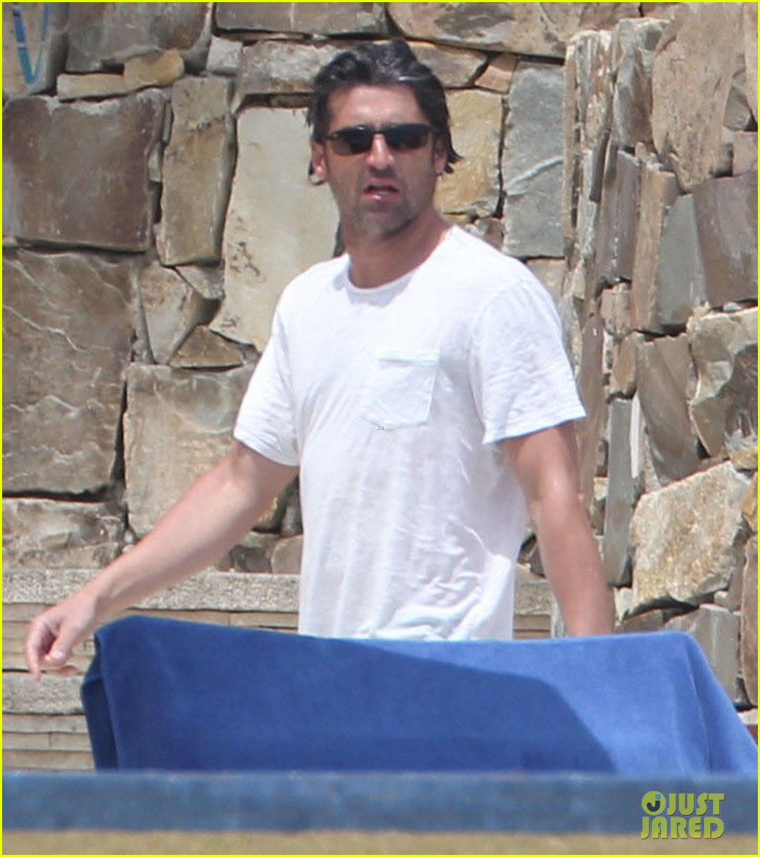 patrick dempsey shirtless family vacation in cabo 192840631