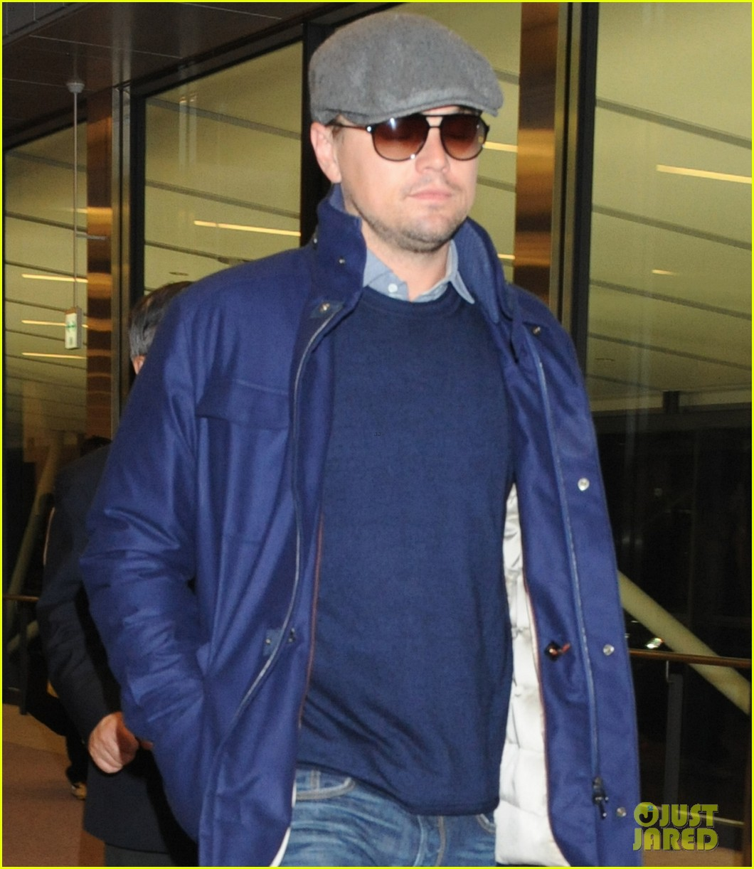 leonardo dicaprio from los angeles to japan 042822889