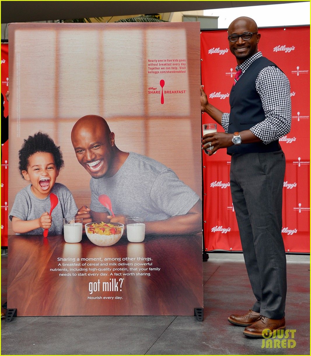 taye diggs walker lunch after got milk ad unveiling 012828237