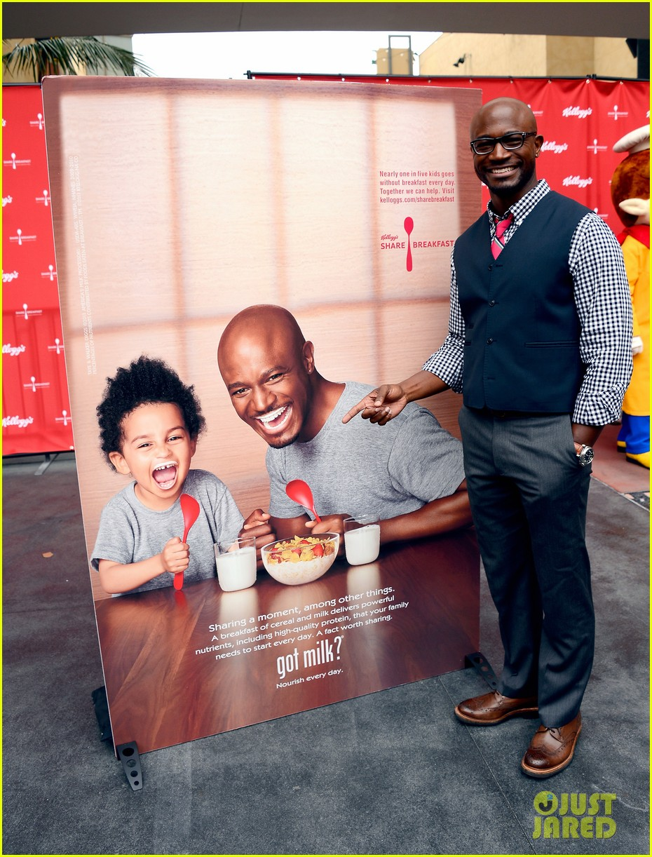 taye diggs walker lunch after got milk ad unveiling 082828244