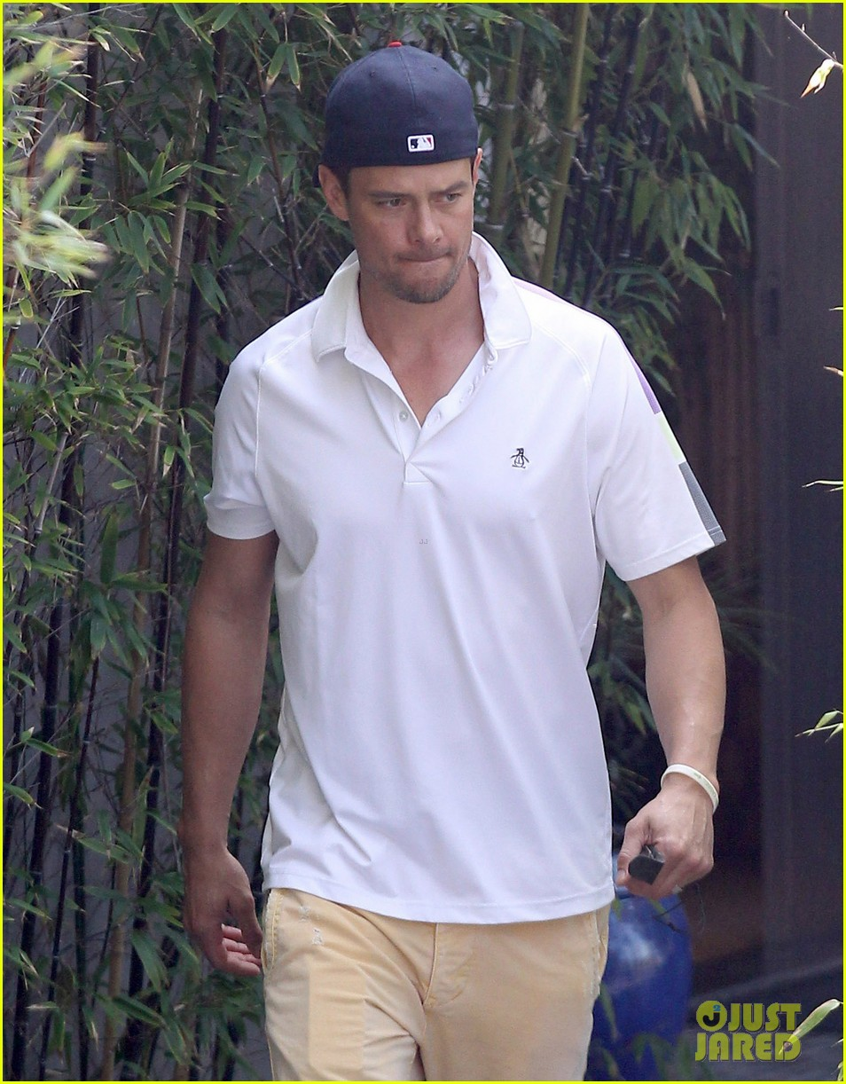 josh duhamel in n out outing 062839148